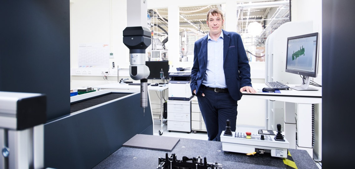 MEKU gewinnt Christian Marquardt für das Qualitätsmanagemen