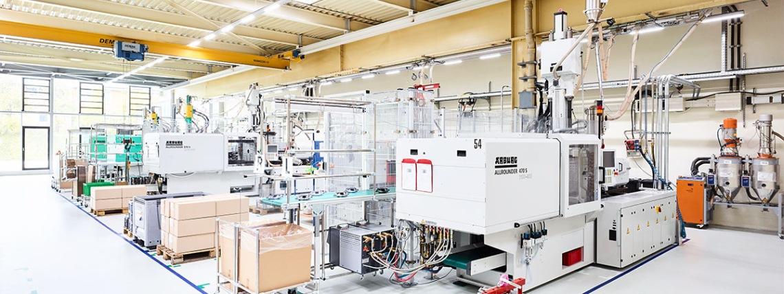 MEKU übernimmt Mitarbeiter und Maschinen der Weisshaar Kunststoffverabeitung Formenbau GmbH