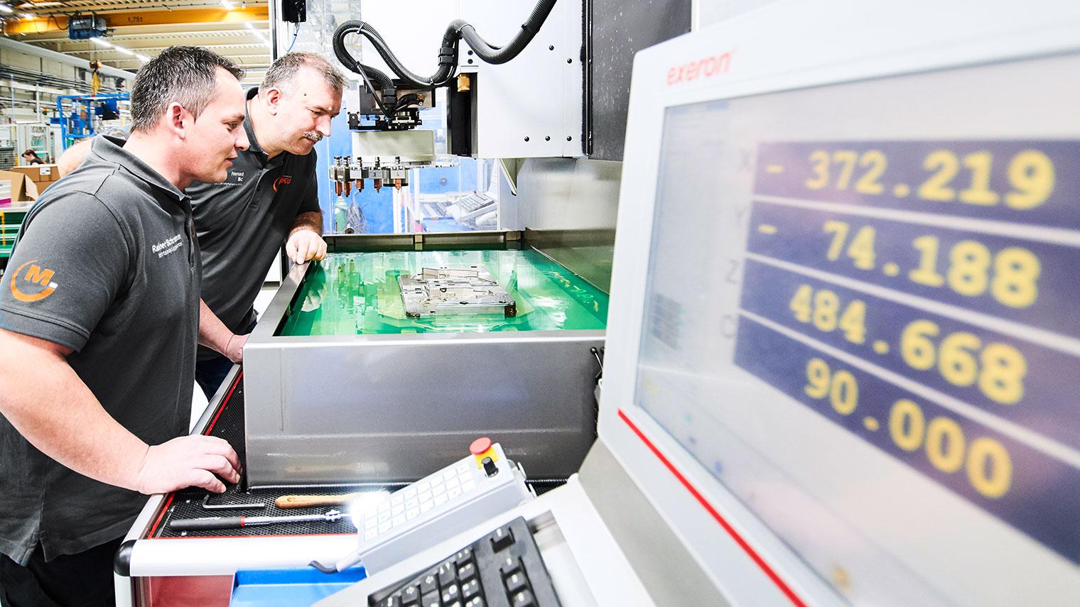 MEKU Kunststoffkompetenz Werkzeugbau