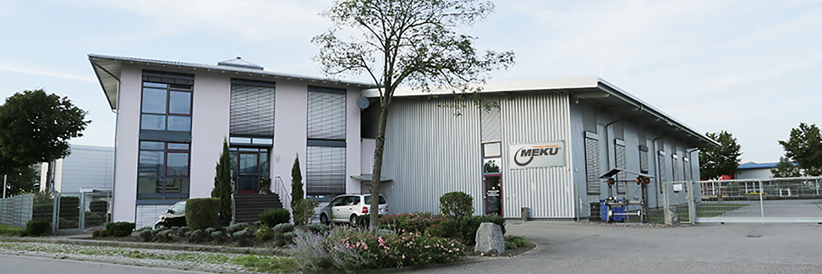 MEKU Formenbau Werkzeugbau GmbH in Denzlingen, Außenaufnahme